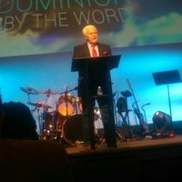 Photo taken at Living Word Family Church by Ronnie T. on 9/16/2015