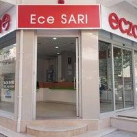 Photo taken at ECESARI ECZANESI by Berkan U. on 9/12/2013