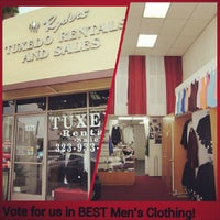 Photo taken at Ryders Tuxedo Rentals by Ryders Tuxedo on 9/17/2013
