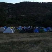 Photo taken at Acar Camping by Belit G. on 9/7/2013