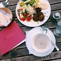 Das Foto wurde bei Café KieselStein von Kseniia am 8/9/2014 aufgenommen