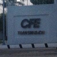 Photo taken at Gerencia Regional de Transmisión Peninsular (GRTP) CFE by David F. on 9/28/2012