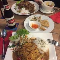 Das Foto wurde bei Cô Chu Vietnamese Gourmet von Elif T. am 3/6/2018 aufgenommen