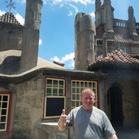 Photo taken at Fonthill Castle by Rocky C. on 6/20/2017