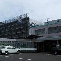 Photo taken at Itoigawa Station by Satoshi H. on 10/8/2013