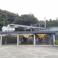 Photo taken at Tobu-Takezawa Station (TJ34) by Satoshi H. on 8/23/2014