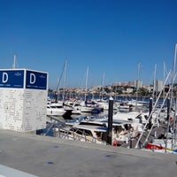 Photo taken at Douro Marina by Henrique F. on 9/22/2013