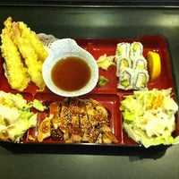 Photo taken at Sushi Dragon by Chef Jay on 12/12/2012