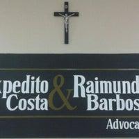 Photo taken at Expedito Costa e Raimundo Barbosa by Expedito C. on 8/15/2013