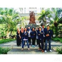 Photo taken at Gedung Rektorat by ade diska ibrahim on 5/28/2015