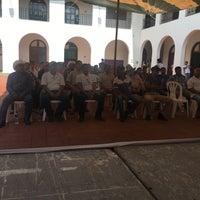Photo taken at Palacio Municipal Acayucan by Beto V. on 4/3/2017