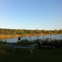 Photo taken at KLI waterski school by Sam L. on 9/16/2012