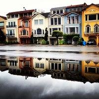 Photo taken at SF Marina Yacht Harbor by @HungryEditor B. on 6/25/2013