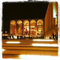 Photo taken at Metropolitan Opera by @HungryEditor B. on 12/16/2012