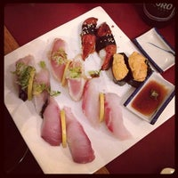 Photo taken at Sushi Zone by @HungryEditor B. on 6/23/2013