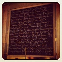 Photo taken at Petite Abeille by @HungryEditor B. on 10/3/2012
