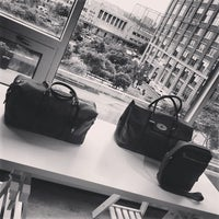 Photo taken at Mulberry showroom by @HungryEditor B. on 6/6/2013