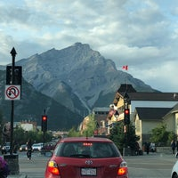 Photo taken at Town of Banff by Danny C. on 7/24/2018