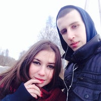 "Photo taken at Авиабаза ""Смуравьёво"" by Jane T. on 2/22/2015"
