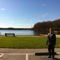 Photo taken at Lincoln Woods State Park by Todd E. on 11/3/2012