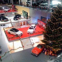 Photo taken at Mercedes-Benz Niederlassung München by Dimitrios G. on 11/30/2012