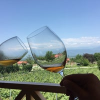 Photo taken at Chateau Schuchmann Wines by Julian H. on 6/6/2017