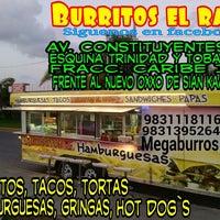 Photo taken at Burritos El Rayo by Jose H. on 8/16/2013