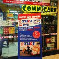 Photo taken at TIKI PTC - Comm Care Surabaya by Yuni U. on 10/8/2013