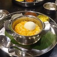 Photo taken at Chola Kitchen by Damyanthy K. on 5/5/2015