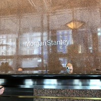 Photo taken at Morgan Stanley by Mark K. on 11/14/2017