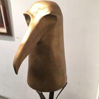 Photo taken at Galería Oscar Román (Arte y Diseño) by David M. on 11/25/2015