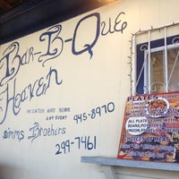 Photo taken at Bar-B-Que Heaven by Stephanie H. on 5/5/2013