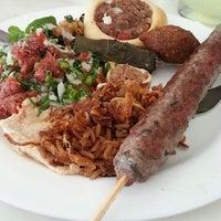 Foto tirada no(a) Restaurante Arab por Felipe O. em 5/24/2013