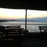 Photo taken at Dәrya Restaranı (Corat) by Nilufar A. on 8/27/2013
