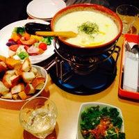 Photo taken at 観音屋 by Sarina K. on 1/2/2014
