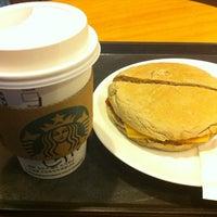 Photo taken at Starbucks by sujing y. on 1/15/2013