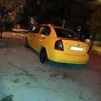 Photo taken at Barış Taksi by Tolga Y. on 8/16/2014