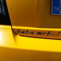 Photo taken at Barış Taksi by Tolga Y. on 7/14/2014