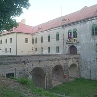 Photo taken at Hrad Modrý Kameň by Martin P. on 6/1/2017