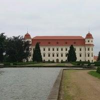 Photo taken at Zámek Holešov by Martin P. on 9/6/2016