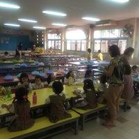 Photo taken at Glory International School by Peachsshi L. on 3/21/2014