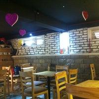 Photo taken at La Vita Coffee by Thanh N. on 2/25/2014