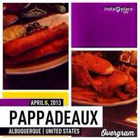 Photo taken at Pappadeaux Seafood Kitchen by Adam David B. on 4/7/2013