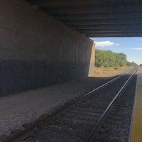 Photo taken at Rail Runner: Los Ranchos/Journal Center by Adam David B. on 7/5/2014