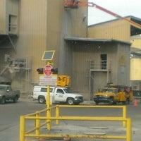 Photo taken at Magnesita Brick Plant by Samantha J. on 11/14/2013