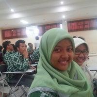 Photo taken at Fakultas Perikanan dan Ilmu Kelautan by Latifatul K. on 12/26/2014