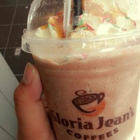 Photo taken at Gloria Jean's Coffees by Christine M. on 10/16/2013
