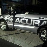 Снимок сделан в Southern Motors Acura пользователем GaySavannah O. 12/19/2012