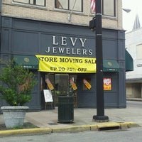 Photo taken at Levy Jewelers by GaySavannah O. on 10/3/2012