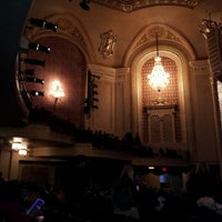 Photo taken at Genesee Theatre by Reginal B. on 4/22/2013